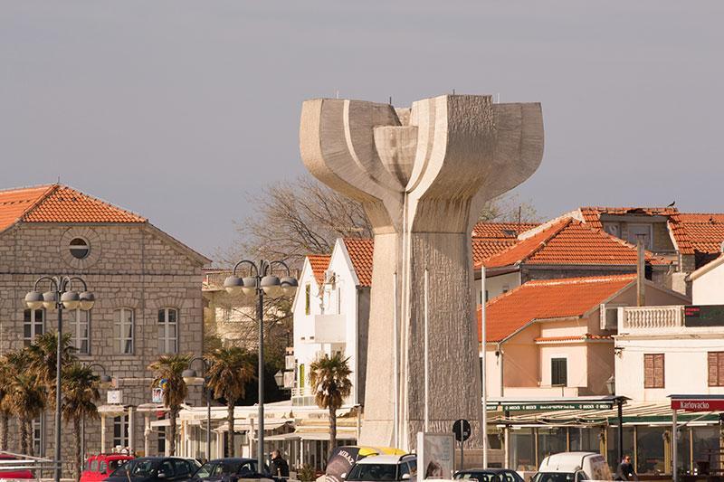 Spomenici grada Vodica