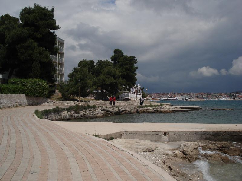 Vodice Kroatien